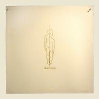 Αμφιθυμία, φύλλο χρυσού σε χαρτί, 57 X57 εκ