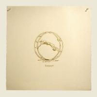 φύλλο χρυσού σε χαρτί, 57 X57 εκ